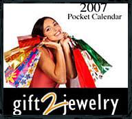 Graphic Design pocket calendar