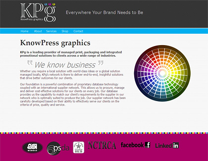 kpg web design