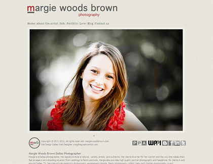 dallas web design - mwb