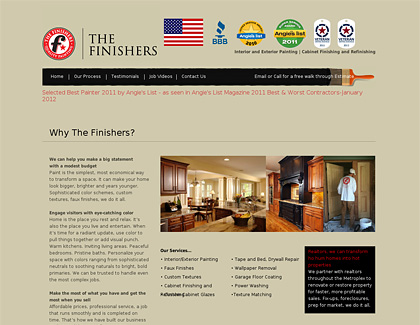 the-finishers-painting-web-design